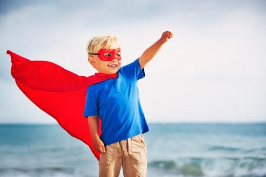 Super Hero Kid
